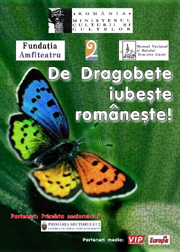 Dragobete<br>De Dragobete iubeste romaneste! Vino alaturi de artistii tai preferati si sarbatoreste Dragobetele -  Ziua romaneasca a indragostitilor!