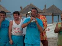 Cupa VIP la fotbal pe plaja