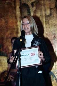 Premiile VIP - August 2004
