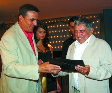 "Premiile ""VIP"", propuse sa deschida Festivalul ""Callatis"". Zis si facut!"