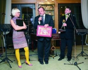 Crema Bucovinei, la Premiile VIP Suceava