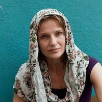Lia Bugnar - portret al artistei la tinerete